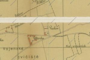 nouzova-kolonie-viktorka-mapa-1923