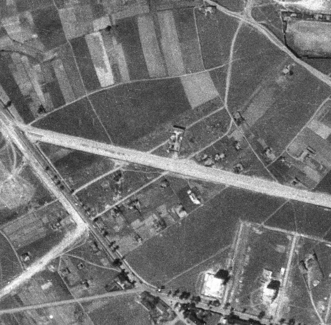 nouzova-kolonie-na-kopecku-letecky-snimek-1938