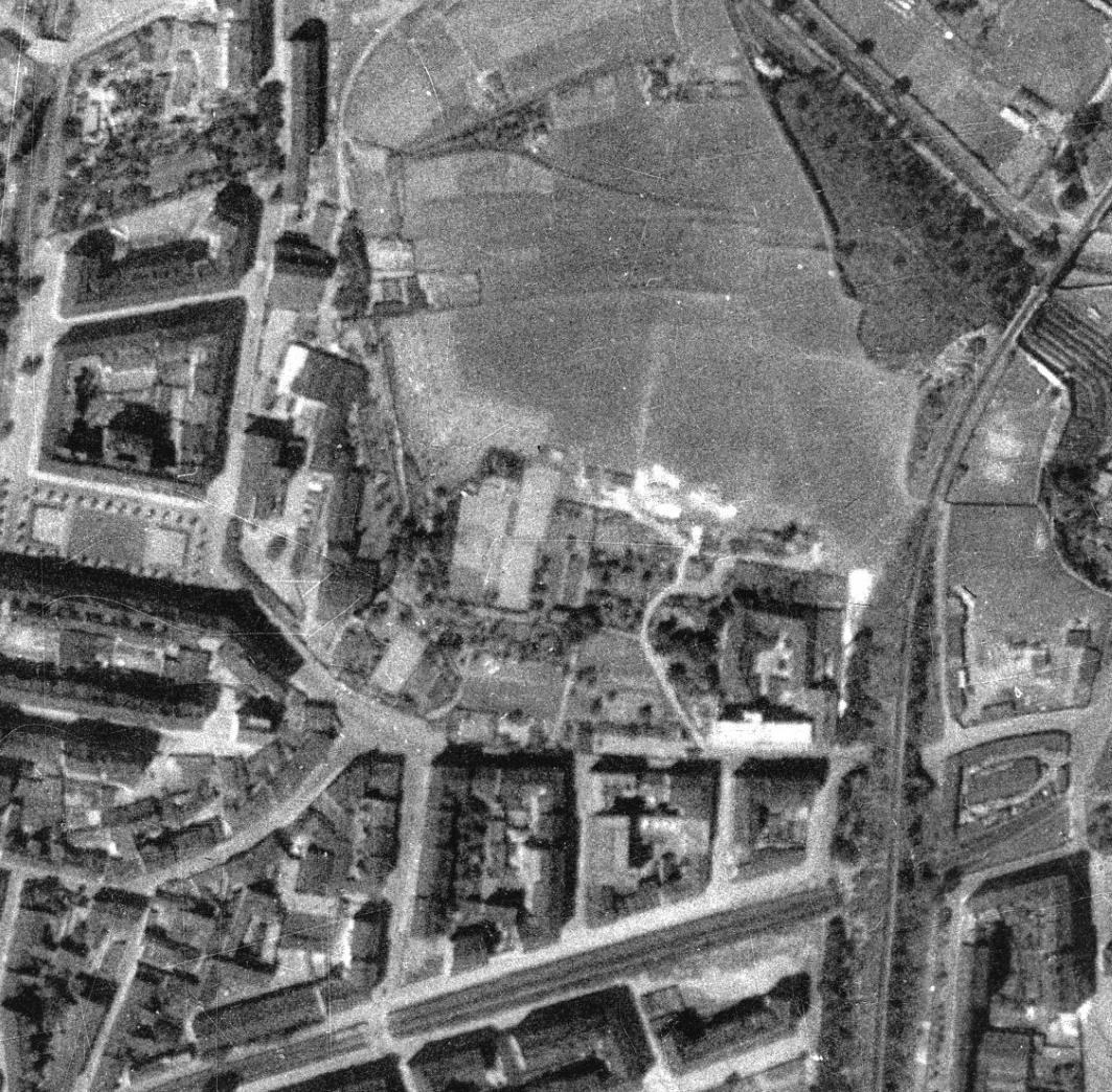 nouzova-kolonie-na-kotlasce-letecky-snimek-1938
