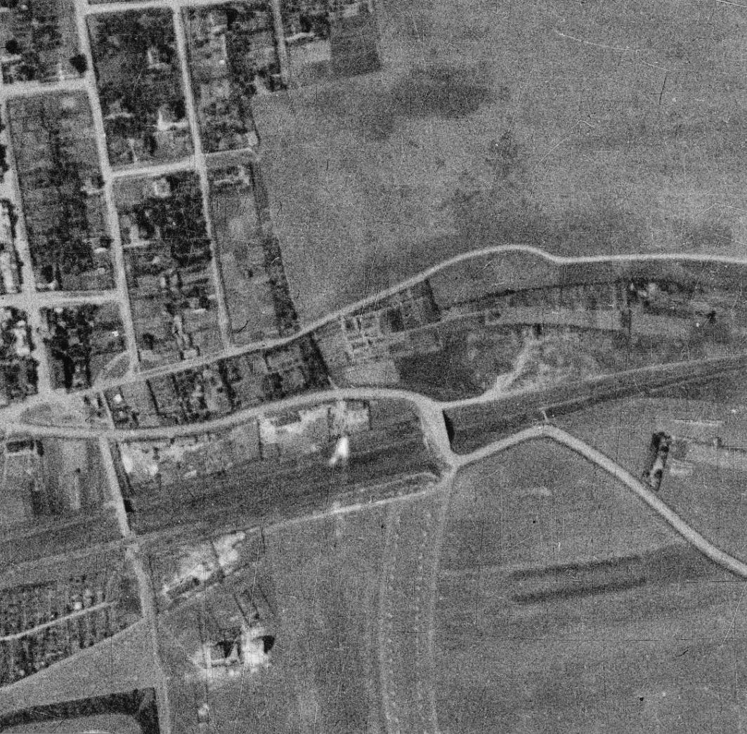 nouzova-kolonie-pod-jarovem-letecky-snimek-1938