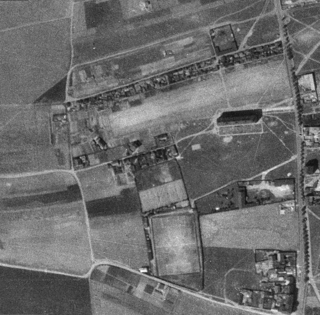 nouzova-kolonie-u-druzstva-klid-letecky-snimek-1938