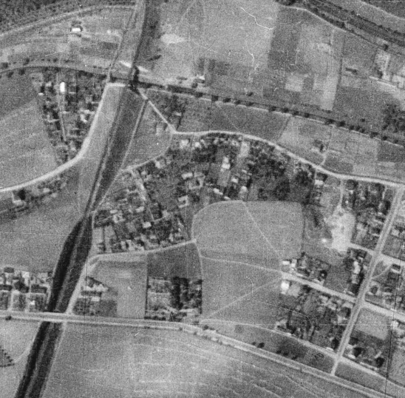 nouzova-kolonie-za-mostem-letecky-snimek-1938