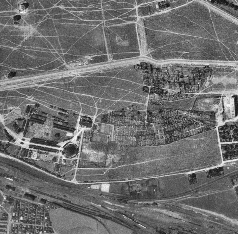 nouzova-kolonie-zahradky-letecky-snimek-1938