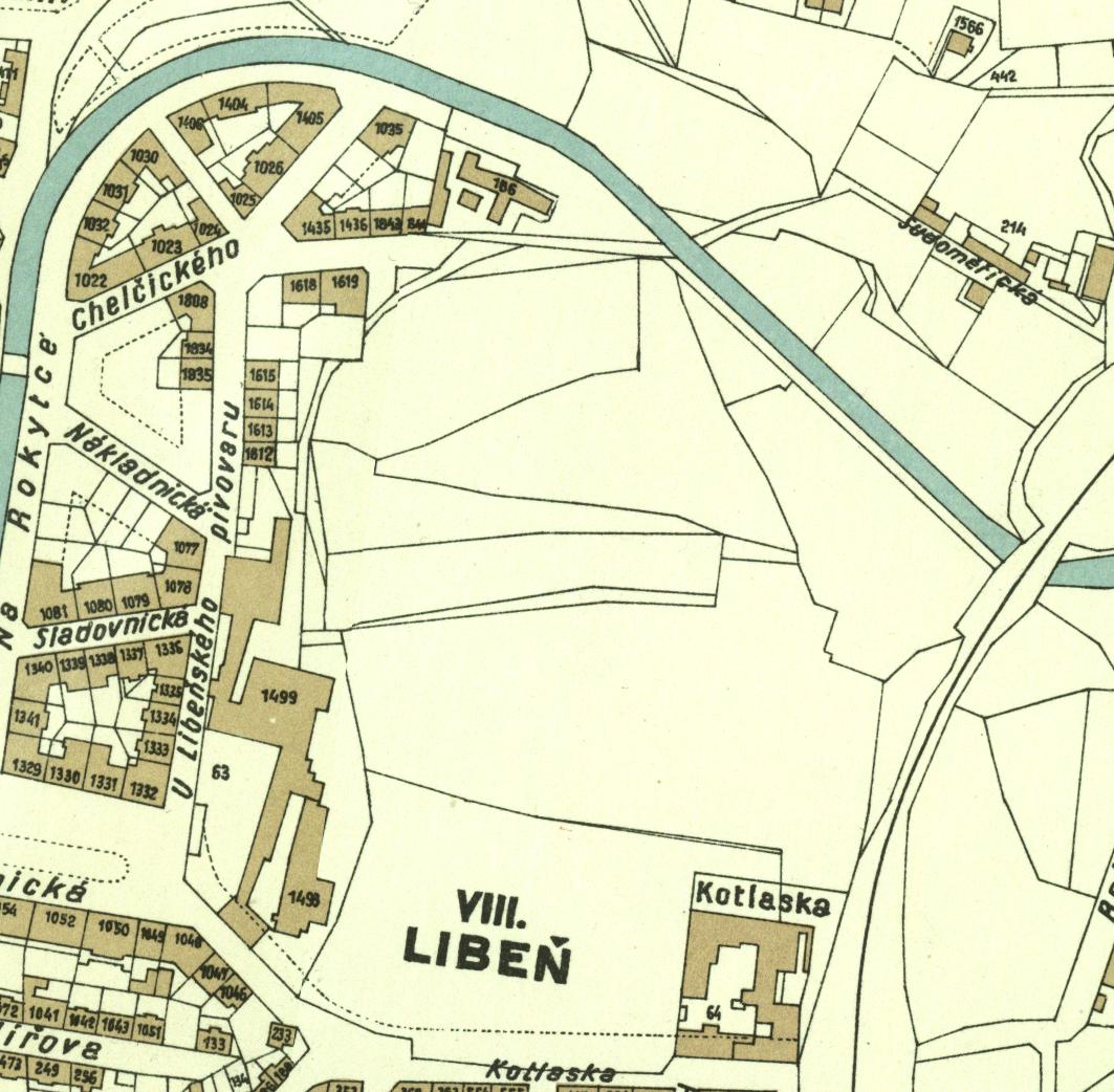 nouzova-kolonie-na-hajku-mapa-1938