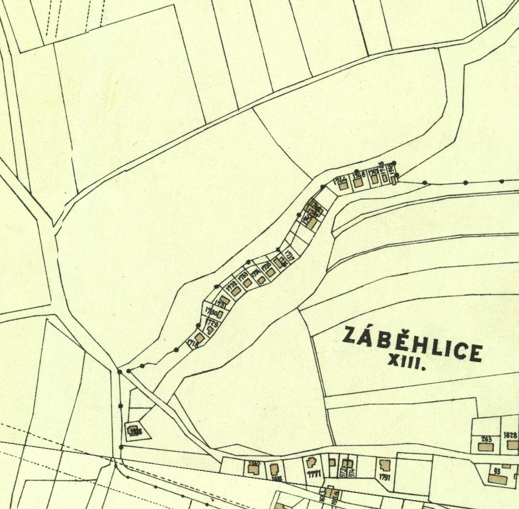 nouzova-kolonie-pod-lesikem-mapa-1938
