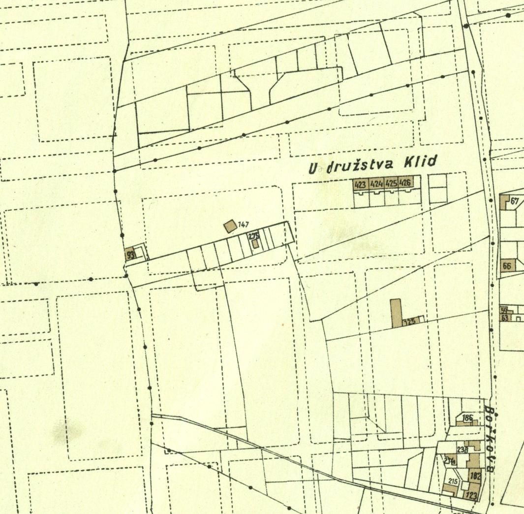 nouzova-kolonie-u-druzstva-klid-mapa-1938