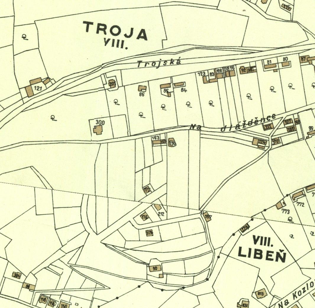 nouzova-kolonie-na-dlazdence-mapa-1938