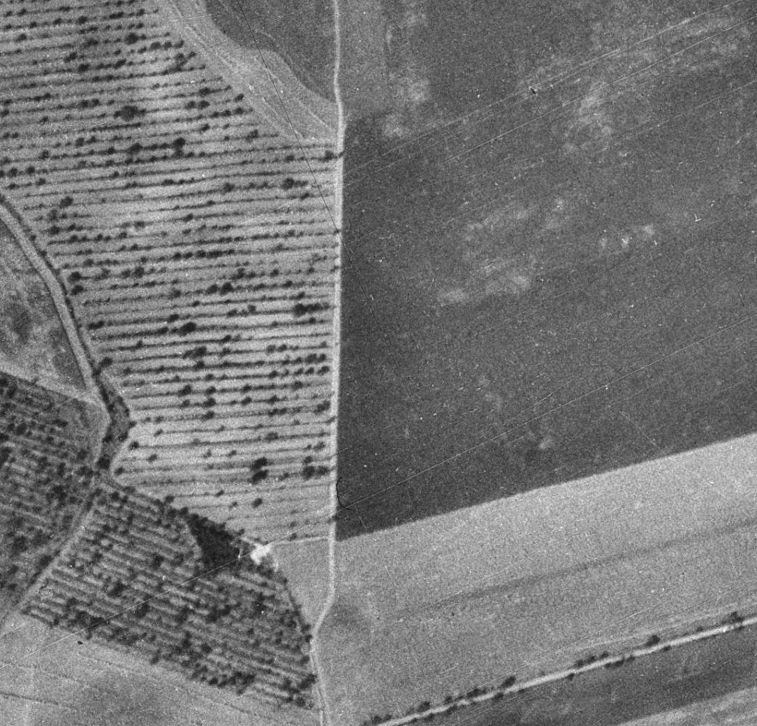 planovana-kolonie-v-chodove-letecky-snimek-1938