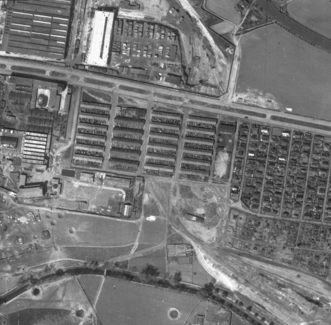 nouzova-kolonie-za-aero-letecky-snimek-1945