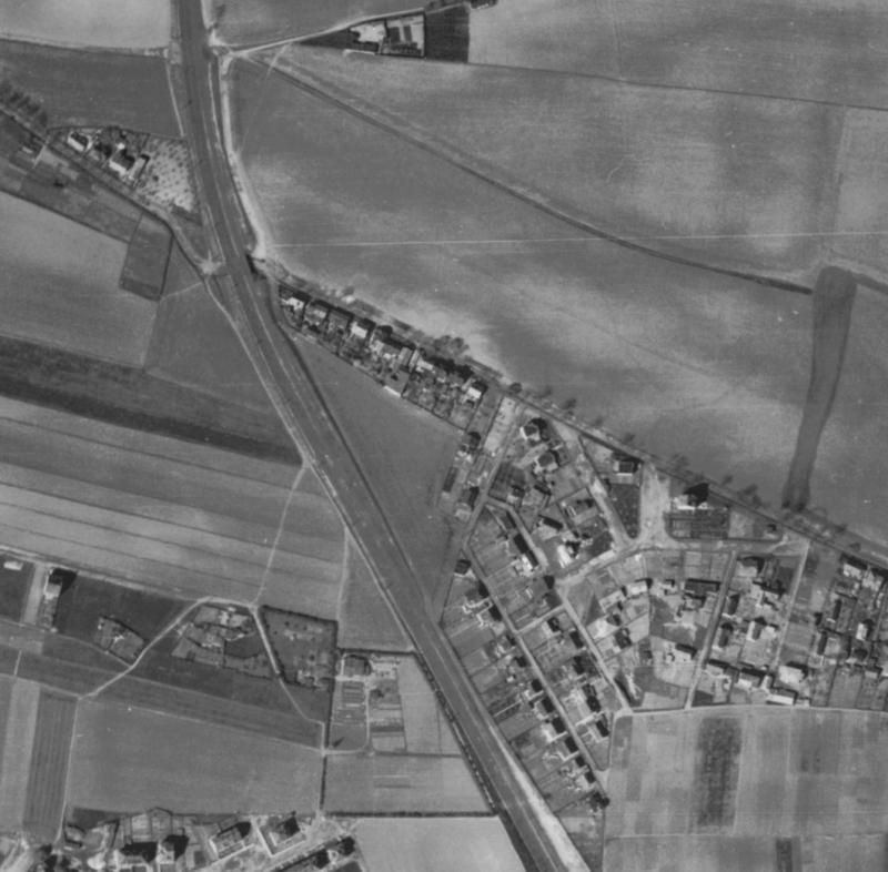 nouzova-kolonie-za-drahou-letecky-snimek-1945