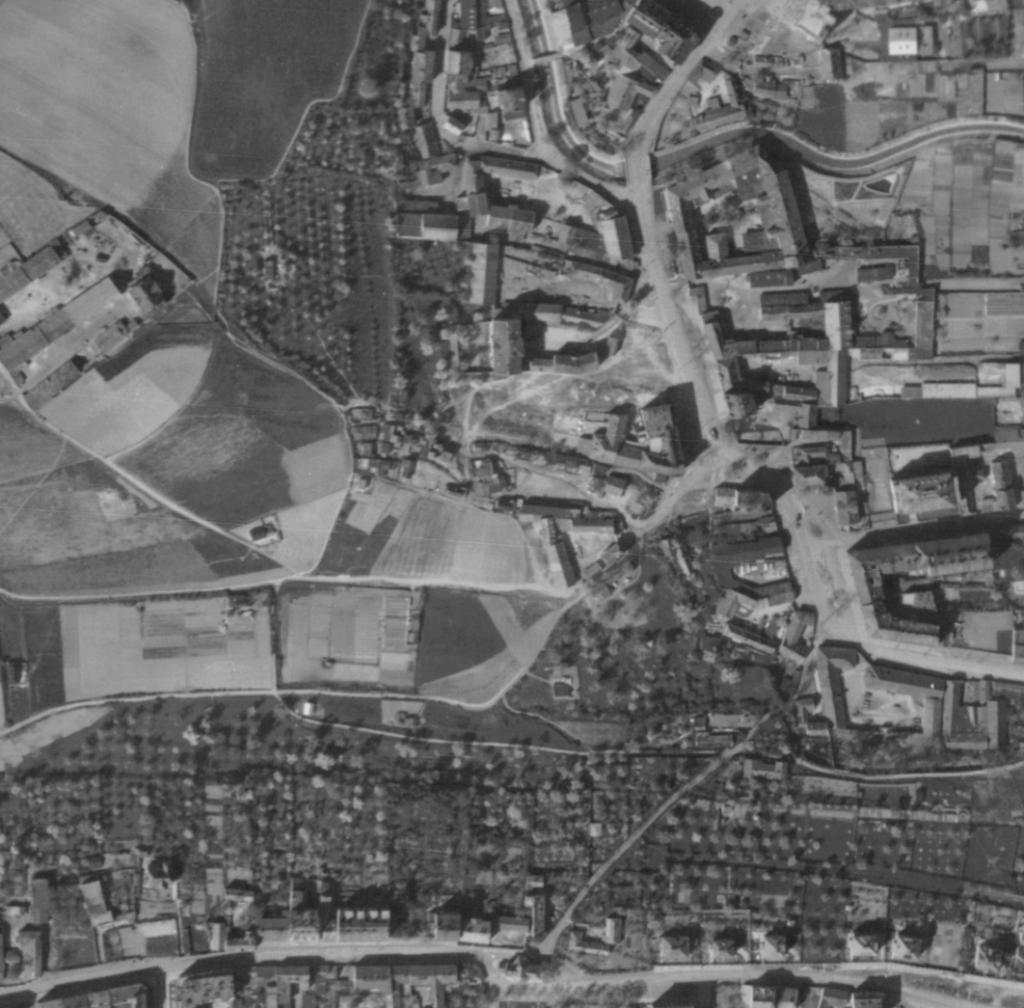 nouzova-kolonie-za-reitknechtkou-letecky-snimek-1945