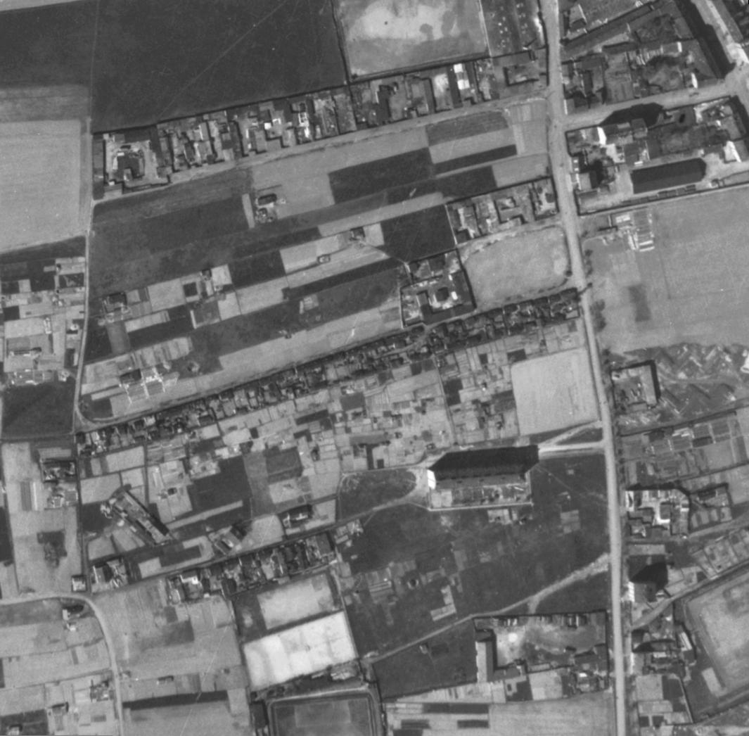 nouzova-kolonie-na-dekance-letecky-snimek-1945