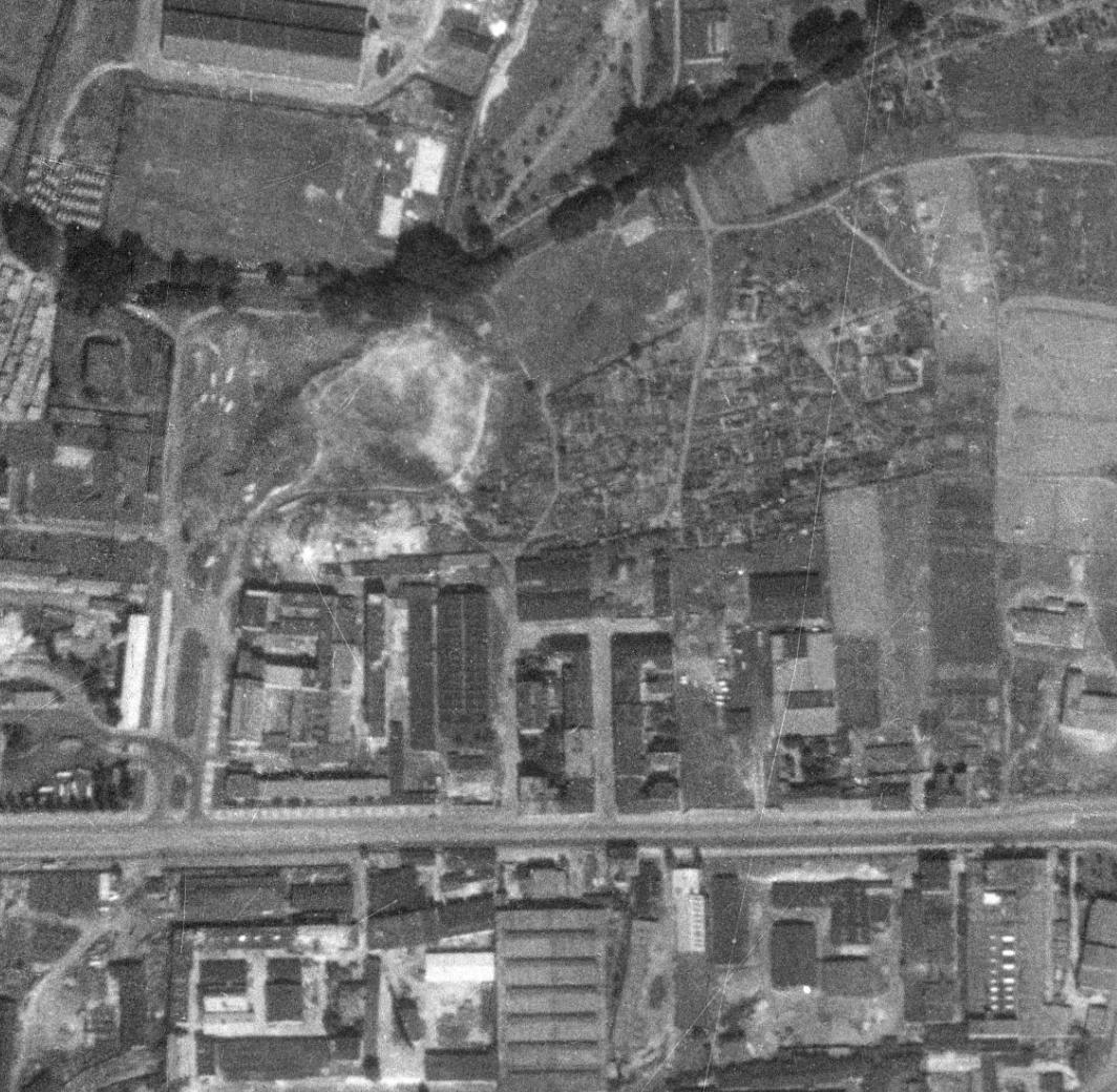 nouzova-kolonie-mandzurie-letecky-snimek-1953