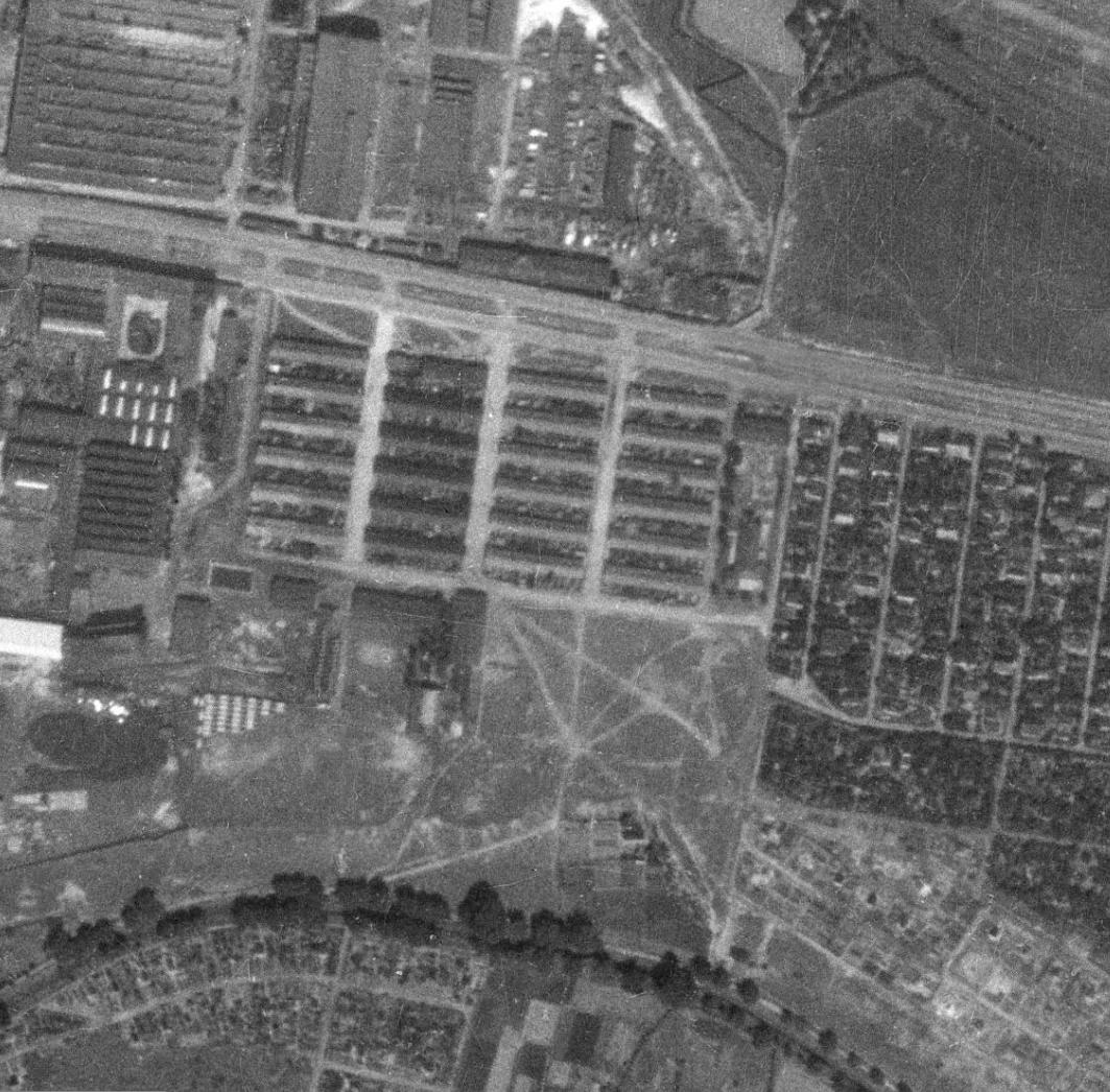 nouzova-kolonie-za-aero-letecky-snimek-1953