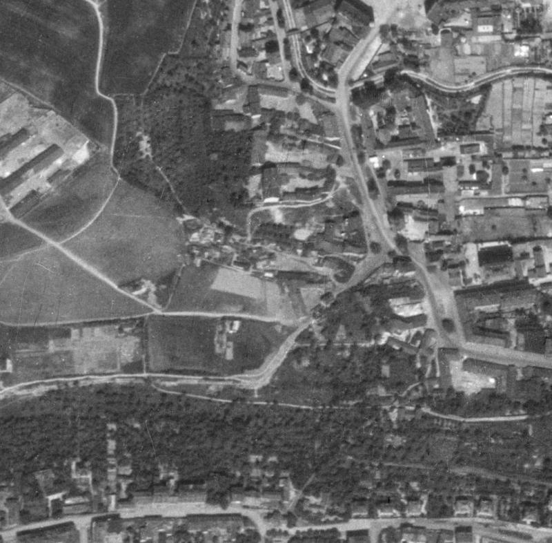 nouzova-kolonie-za-reitknechtkou-letecky-snimek-1953
