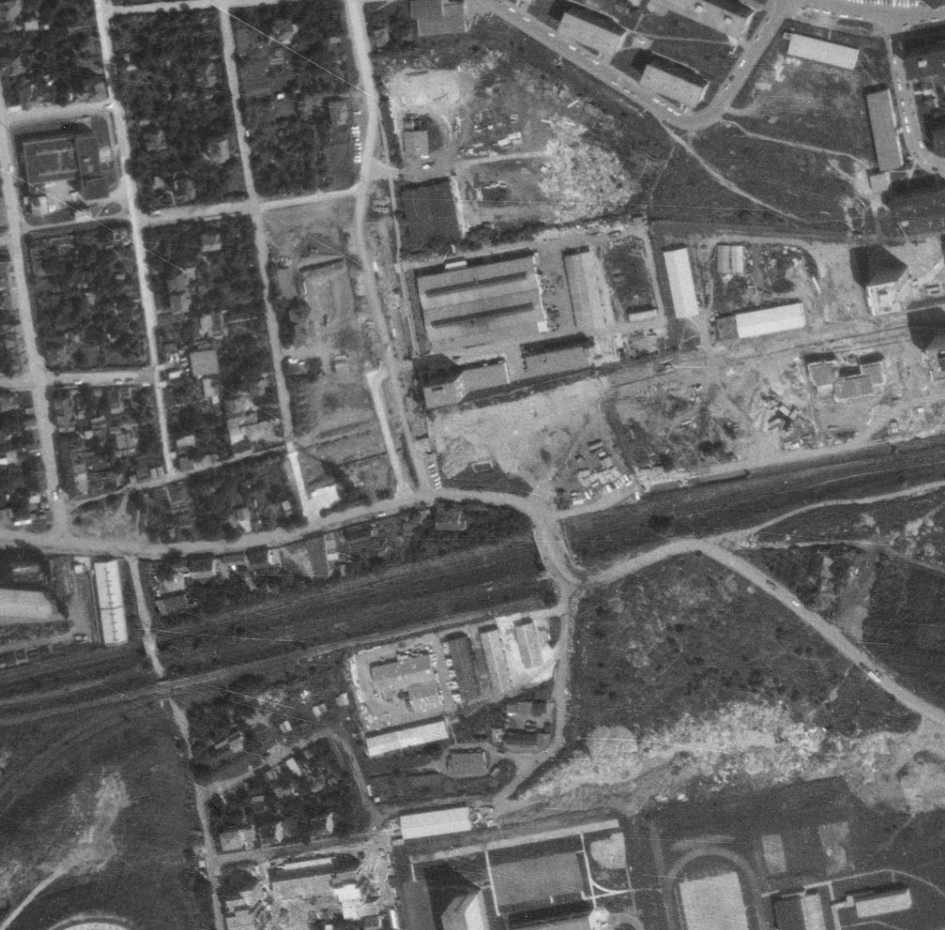 nouzova-kolonie-pod-jarovem-letecky-snimek-1975