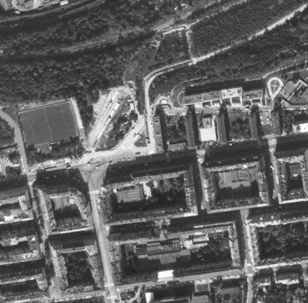 nouzova-kolonie-prazacka-letecky-snimek-1988