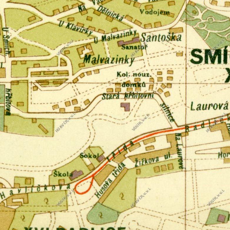 malvazinky-mapa-1929