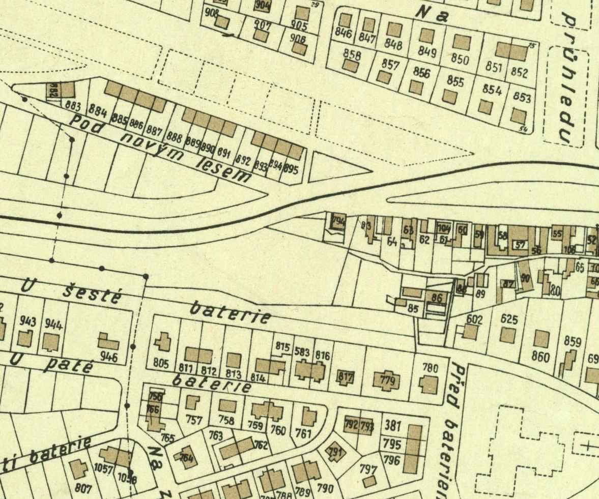 nouzova-kolonie-piskovna-stresovice-mapa-1938