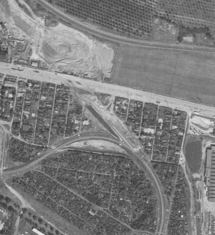 nouzova-kolonie-cina-letecky-snimek-1966