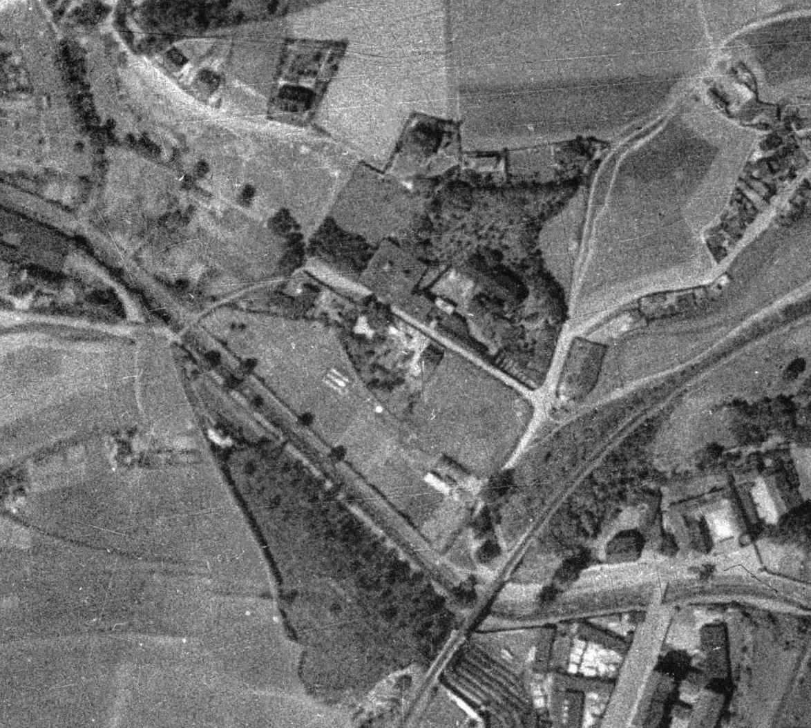 nouzova-kolonie-kliharka-letecky-snimek-1938