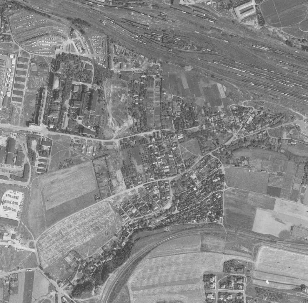 nouzova-kolonie-na-slatinach-letecky-snimek-1966