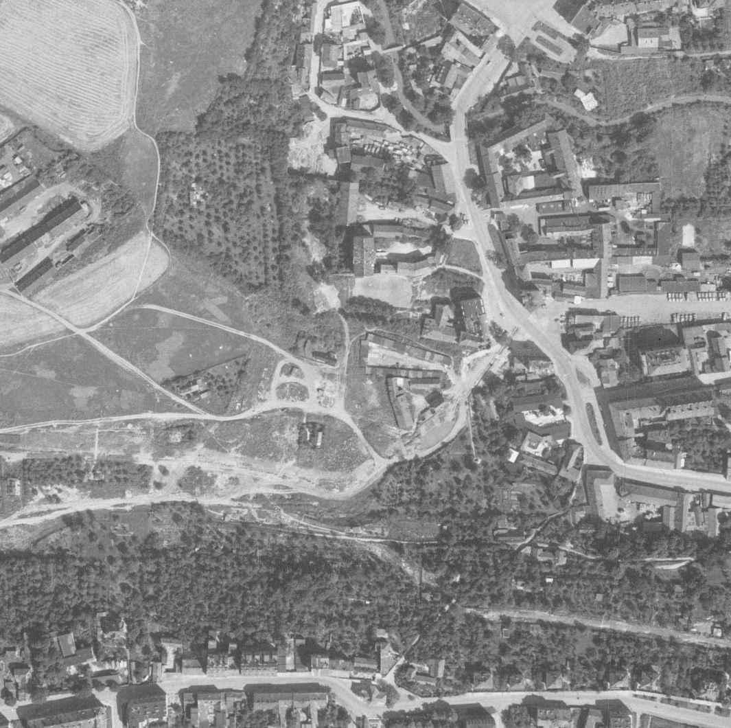 nouzova-kolonie-za-reitknechtkou-letecky-snimek-1966