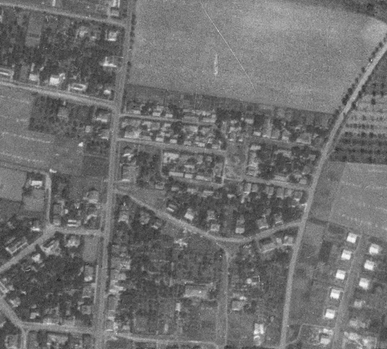 nouzova-kolonie-nouzov-letecky-snimek-1953